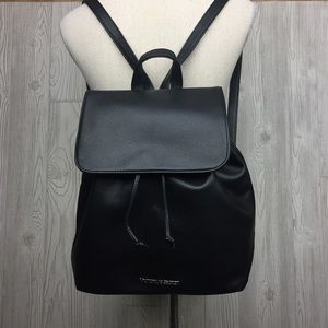 Victoria's Secret Black Backpack NWT